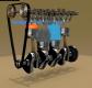 Four Stroke Engine How it Works
